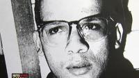 """Photo tirée de l'émission """"Faites entrer l'accusé"""" montrant Abdelhakim Dekhar durant sa garde à vue en 1994"""