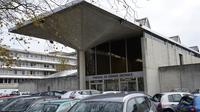 Le tribunal de grande instance d'Evry le 26 novembre 2013 [Bertrand Guay / AFP/Archives]