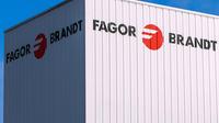 L'usine FagorBrandt de Saint-Jean-de-la-Ruelle le 19 décembre 2013  [Guillaume Souvant / AFP/Archives]