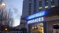 L'entrée des urgences du CHU de Grenoble le 30 décembre 2013 [Philippe Desmazes / AFP]