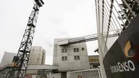 L'usine de papier Stora Enso de Corbehem, près de Douai [François Lo Presti / AFP/Archives]