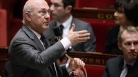 Le ministre du Travail Michel Sapin à l'Assemblée nationale le 11 février 2014  [Eric Feferberg / AFP/Archives]