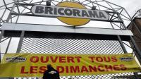 Un magasin Bricorama à Lille le 3 janvier 2014 [Philippe Huguen / AFP/Archives]