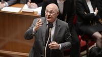 Michel Sapin le 26 février 2014 à l'Assemblée nationale à Paris [Martin Bureau / AFP/Archives]