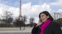 Anne Hidalgo veut faire de Paris une ville intelligente d'ici à 2020.