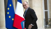 Bernard Cazeneuve à l'Elysée, le 31 octobre 2013 [Lionel Bonaventure / AFP]