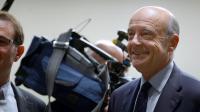 Alain Juppé, le 18 avril 2014 à Bordeaux [Jean-Pierre Muller / AFP/Archives]