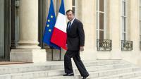 Martin Bouygues, PDG du groupe éponyme, à l'Elysée, le 28 avril 2014 [Alain Jocard / AFP/Archives]