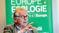 L'ex-eurodéputé écologiste Daniel Cohn-Bendit, durant la campagne des Européennes, le 16 mai 2014 à Lille [Philippe Huguen / AFP/Archives]