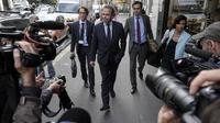 Luc Chatel le 10 juin 2014 à Paris [Fred Dufour / AFP/Archives]