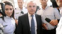 Le député Jean Leonetti lors de son arrivée à la Cour d'Assises de Pau, le 17 juin 2014 [Gaizka Iroz / AFP]