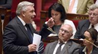 Le ministre des Transports Frédéric Cuvillier à l'Assemblée nationale à Paris, le 18 juin 2014 [Eric Feferberg / AFP]