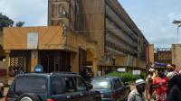 La rue devant l'hôpital Donka de Conakry le 25 juin 2014  [Cellou Binani / AFP/Archives]
