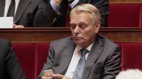Jean-Marc Ayrault à l'Assemblée nationale, le 1er juillet 2014 [Jacques Dermarthon / AFP]