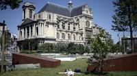 L'église Saint Eustache à Paris, le 2 juillet 2014 [Stephane de Sakutin / AFP]