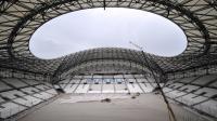 Le stade Vélodrome de Marseille, en rénovation, le 4 juillet 2014 [Boris Horvat / AFP/Archives]
