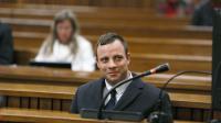 Oscar Pistorius lors de son procès à Pretoria le 8 juillet 2014 [Alon Skuy / Pool/AFP]