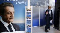 Luc Chatel, secrétaire général intérimaire de l'UMP, le 14 juillet 2014 à Paris [Thomas Samson / AFP]