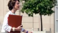 La ministre des Affaires sociales Marisol Touraine quitte le Palais de l'Elysée le 30 juillet 2014 [Kenzo Tribouillard / AFP/Archives]