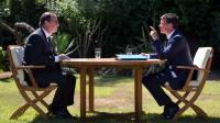 François Hollande et Manuel Valls le 15 août 2014 au Fort de Brégançon [Bertrang Langlois / Pool/AFP]