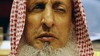 Photo d'archives du grand mufti d'Arabie Saoudite Abdel Aziz Al-Cheikh, le 15 mars 2008 à Riyadh [Hassan Ammar / AFP/Archives]