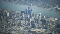 Une vue de Detroit le 18 avril 2012 [Brendan Smialowski / AFP/Archives]
