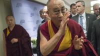 Le Dalaï lama, le 20 février 2014 à Washington [Jim Watson / AFP]