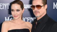 Angelina Jolie et Brad Pitt le 28 mai 2014 à Hollywood [Robyn Beck / AFP/Archives]