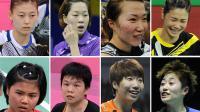 """Les JO de Londres ont été frappés par une première affaire mercredi, avec l'exclusion de 8 joueuses de badminton suspectées """"de ne pas avoir fait tout leur possible pour gagner""""[AFP]"""
