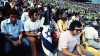 L'Allemagne commémore mercredi, sur fond de polémique, la prise d'otage des jeux Olympiques de Munich en 1972, au cours de laquelle onze athlètes israéliens avaient été tués par un commando palestinien.[AFP]