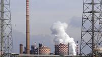 L'aciérie Ilva de Tarente le 27 novembre 2012 [Donato Fasano / AFP]