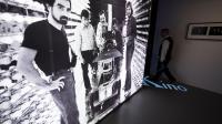Photo de Martin Scorsese lors de l'exposition consacrée au réalisateur américain, le 9 janvier 2013 à Berlin [John Macdougall / AFP]
