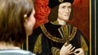 Un tableau du roi Richard III réalisé par un artiste anonyme et exposé à la National Portrait Gallery, à Londres, le 25 janvier 2013 [Leon Neal / National Portrait Gallery/AFP/Archives]