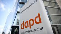 Le siège de l'agence de presse dapd à Berlin, le 1er mars 2013 [Odd Andersen / AFP]