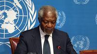 Le médiateur international Kofi Annan a démissionné jeudi après l'échec de plus de cinq mois d' efforts pour un règlement du conflit en Syrie où les combats entre soldats et rebelles ne connaissent aucun répit, surtout dans la ville stratégique d'Alep.[UNTV]