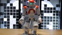 Un robot Nao le 18 octobre 2012 au siège d'Aldebaran Robotics à Paris [Eric Piermont / AFP]