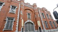 La prison de Louvain, en Belgique, en septembre 2012 [Bruno Fahy / Belga/AFP/Archives]