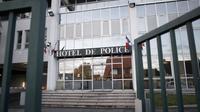 Photo de l'Hôtel de police de Caen prise le 18 novembre 2012 [Charly Triballeau / AFP]