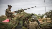 Des soldats de l'armée française à Sévaré, le 25 janvier 2013 [Fred Dufour / AFP/Archives]