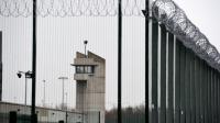 Un mirador de la prison de Sequedin, le 13 avril 2013 [Philippe Huguen / AFP]