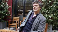 """Le réalisateur Michel Gondry, le 16 avril 2013 lors de la promotion à Paris de """"L'Ecume des jours"""" [Francois Guillot / AFP]"""