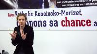 Nathalie Kosciusko-Morizet candidate à la primaire UMP à Paris, le 21 mai 2013 dans la capitale française [Matthieu Rater / AFP]