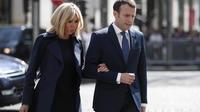 BENOIT TESSIER / POOL / AFP