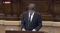 Catalogne : retour sur le parcours de Carles Puigdemont