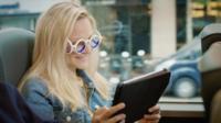Les lunettes Seetroën se portent dès les premiers symptômes.