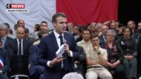 Emmanuel Macron va annoncer les mesures prises post-grand débat.