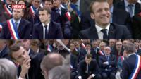 L'échange a duré 7 heures entre les maires et Emmanuel Macron, qui a su se montrer compréhensif face aux défis auxquels les élus sont confrontés.