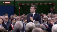 Emmanuel Macron sur le rétablissement de l'ISF : «Ce n'est ni un tabou, ni un totem»