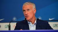 Didier Deschamps et les Bleus vont disputer trois matchs en juin.