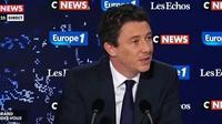 Benjamin Griveaux : «Je ne suis pas là pour faire le procès de Christophe Castaner»